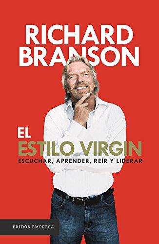 El Estilo Virgin  Spanish Edition