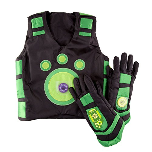 (Wild Kratts Creature Power Suit (Chris) - Large, Ages 6-8)