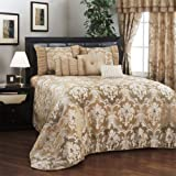 Blanket America Candice Full Bedspread, Sage