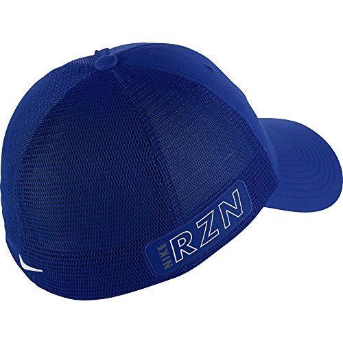 2015 NIKE Golf Tour Legacy VAPOR/RZN Mesh Fitted Cap COLOR: Game Royal SIZE: M/L