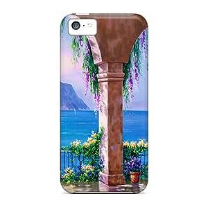 Excellent Design Mediterranean Arch Phone Cases For Iphone 5c Premium Cases