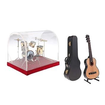 Amazon.es: KESOTO Música en Miniatura Instrumentos de Madera ...