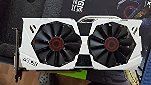 Asus Nvidia GeForce GTX 970 Strix Graphics Card (4GB, GDDR5, PCI Express 3.0) by ASUS