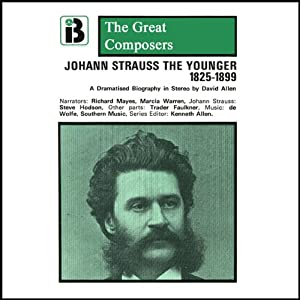 Johann Strauss the Younger Hörspiel