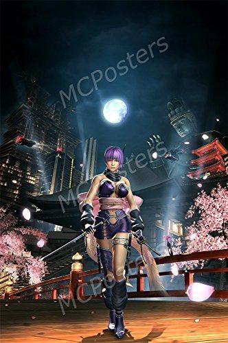 Mcposters Ninja Gaiden 3 Razor S Edge Ps3