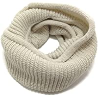 HappyTree Kids Hot Fashion Thick Knitted Winter Warm Infinity Scarf