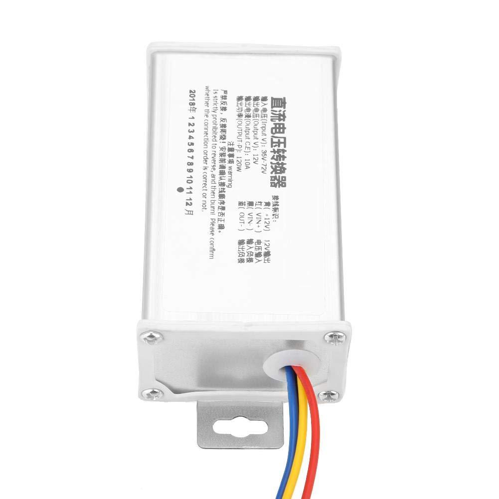36V-72V /à 12V 10A 120W Module dAlimentation Abaisseur de Convertisseur