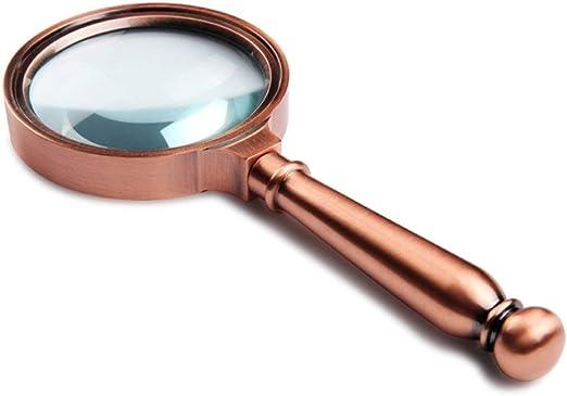 Carl Artbay - Lupa de lectura manual de alta calidad con lente de ...