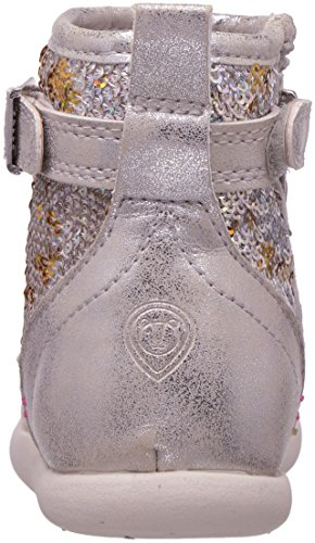 Girls' Stride Silver amp; Step Step Girls' Stride amp; Silver Y6yqPPd