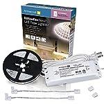 Armacost Lighting 421502 LED Tape Light Kit, 16 ft, 3000K (AC Dimmable) 7