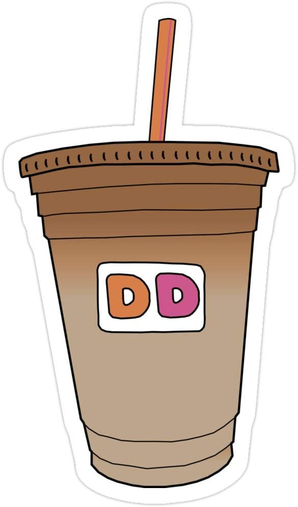 Amazon.com: Story Storm Store Dunkin Donuts Iced Coffee ...