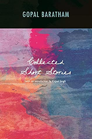 book cover of The Collected Short Stories of Gopal Baratham