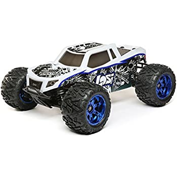 Amazon.com: CEN Racing 9519 Colossus XT Mega Monster Truck: Toys & Games