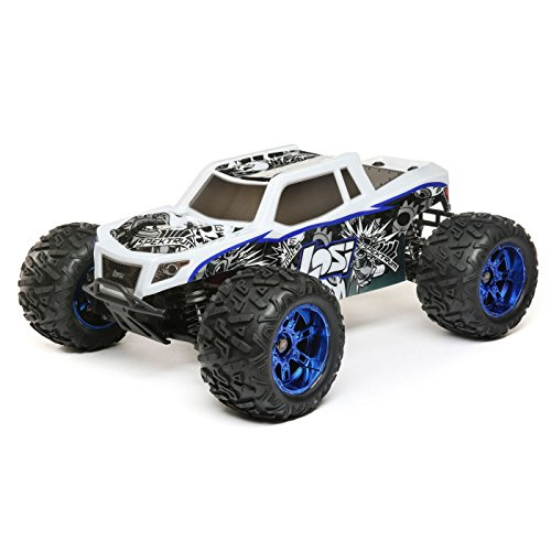 Losi Comp Crawler - Losi LST 3XL-E: 1/8th 4wd Monster Truck RTR, LOS04015
