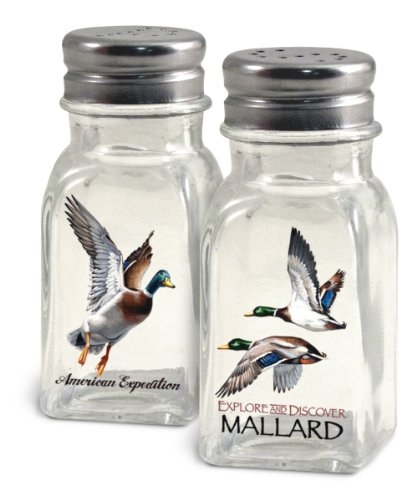 Animal Salt and Pepper Shaker - Wildlife | Mallard Salt and Pepper Shakers