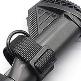 AKGUN Gun Rifle Sling Adapter Adjustable Buttstock