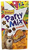 Purina Friskies Made in USA Facilities Cat Treats; Party Mix Crunch Morning Munch - 2.1 oz. Pouch