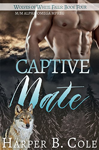 Captive Mate: M/M Alpha/Omega MPREG (Wolves of White Falls Book 4)