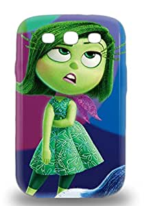 Cute Appearance Cover Tpu Disney Inside Out 3D PC Case For Galaxy S3 ( Custom Picture iPhone 6, iPhone 6 PLUS, iPhone 5, iPhone 5S, iPhone 5C, iPhone 4, iPhone 4S,Galaxy S6,Galaxy S5,Galaxy S4,Galaxy S3,Note 3,iPad Mini-Mini 2,iPad Air )