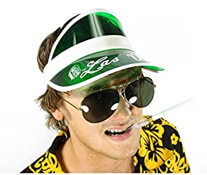 Largemouth Raoul Duke Hunter S Thompson Fear & Loathing In LAS Vegas Costume Kit