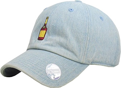kbsv-038-ldm-henny-bottle-dad-hat-baseball-cap-polo-style-adjustable