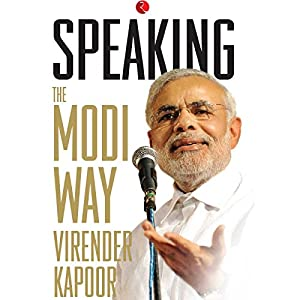 Speaking: The Modi Way Hörbuch