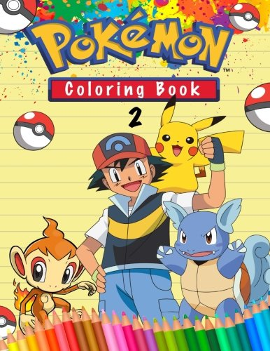 pokemon coloring pages - 8