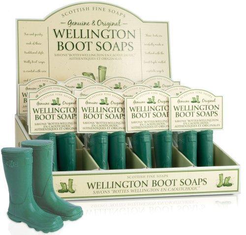 WELLINGTON BOOT SOAPS by Scottish Fine - Mall Wellington
