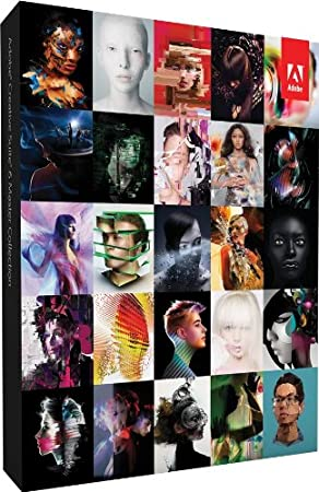 Adobe CS6 Master Collection Mac