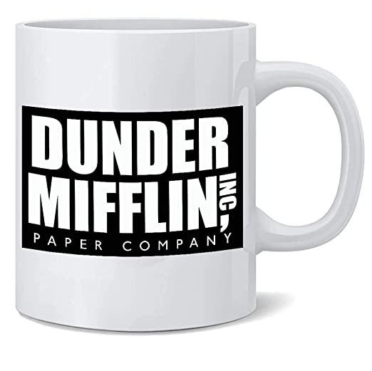 The Office TV Show Taza de café - apta para microondas y ...