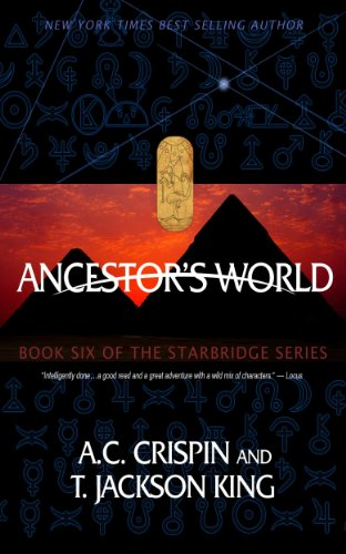 book cover of Ancestor\'s World