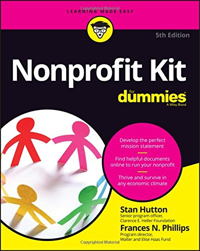 Nonprofit Kit Dummies Lifestyle product image