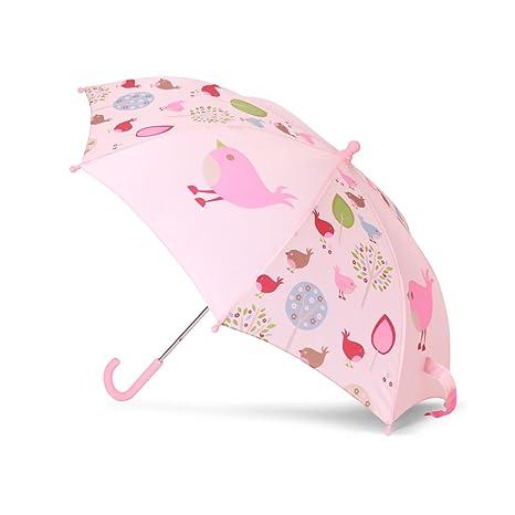 PENNY SCALLAN Paraguas Chirpy Bird Paraguas clásico, 18 cm ...