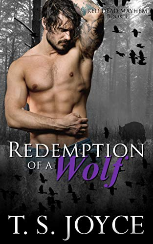 Crow Willow (Redemption of a Wolf (Red Dead Mayhem Book 4))