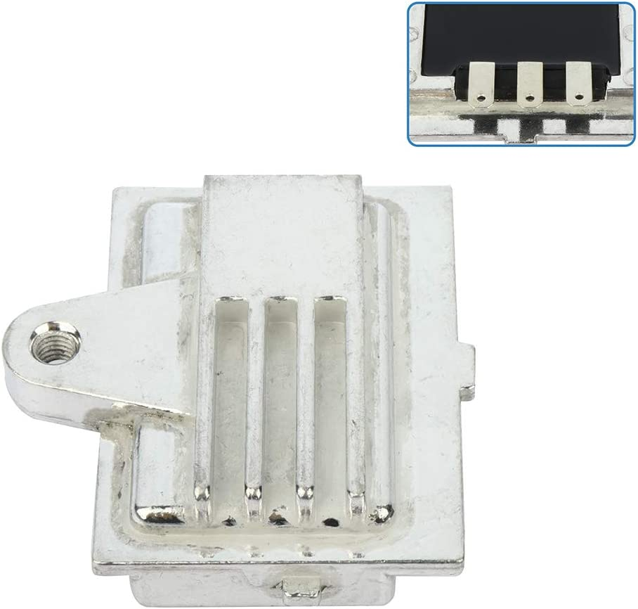 SELEAD Voltage Regulator Rectifier Fit for John Deere 318-420 Lawn Tractors Onan Engines /& Onan Engines P216 P218 P220 191-2108 191-2227