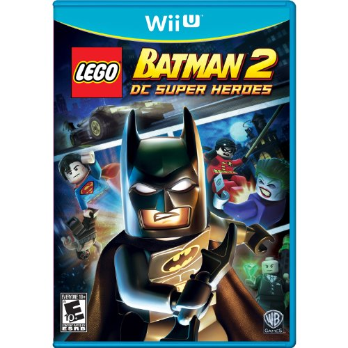 WARNER BROS 1000286897 / LEGO Batman 2 Super Heroes WiiU