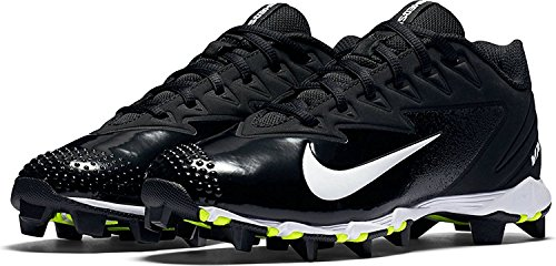 Nike Boys Vapor Ultrafly Keystone BG Baseball Cleats Black/White/Anthracite