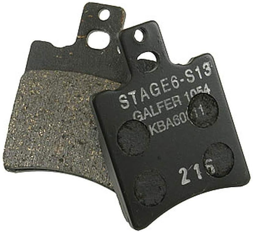 Bremsbel/äge STAGE6 SPORT YAMAHA 50 CW NG//RSP//RS Baujahr 95-98 Vorne