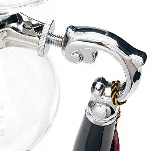 Yama Glass 5 Cup Tabletop Siphon (Syphon) (Alcohol Burner)