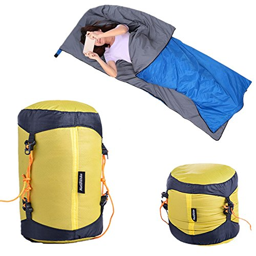 ShopSquare64 Naturehike NH16S668-S Impermeable Sleeping Bolsa Compression Pack Material de Viaje Sack Storage Bolsa Estuche