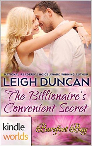 book cover of The Billionaire\'s Convenient Secret