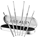 Earwax Removal Tool Set, 6pcs StarTOP Ear Pick Spiral Spring Ear Canal Ear Curette Cleaning Massaging with Storage Box