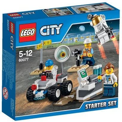 60077 Lego City Space Starter Set