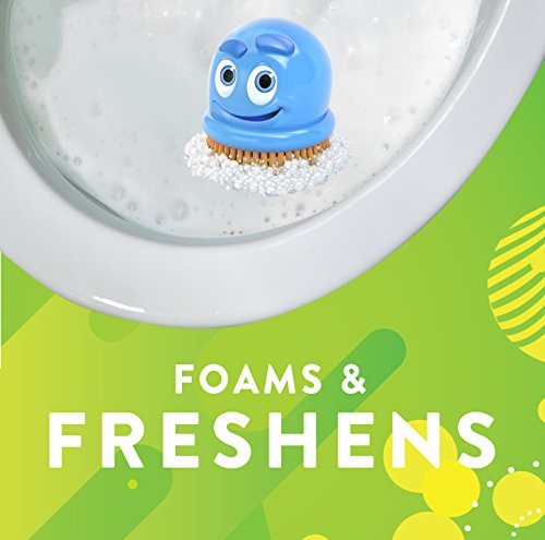 Scrubbing Bubbles Bubbly Bleach Gel Toilet Bowl Cleaner, Rainshower, 24 oz, Twin Pack