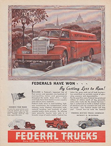 federal-have-won-federal-dpw-water-sprayer-street-cleaner-tank-truck-ad-1944-t