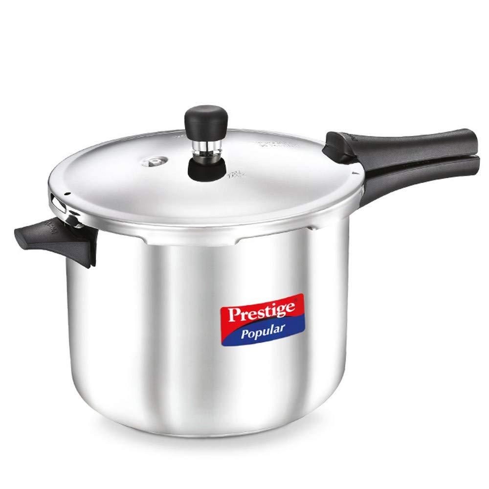 b76818647ae Buy TTK Prestige Induction Base Stainless Steel Pressure Cooker