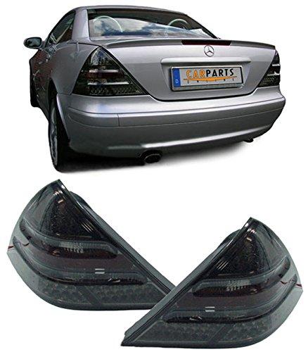 Carparts-Online 13041 LED R/ückleuchten schwarz