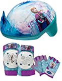 Bell Frozen Toddler Helmets and Protective Gear (Protects Elbows, Knees, and and Hands)