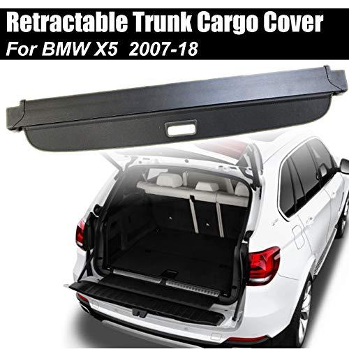 Couvre-bagages r/étractable pour X5 E70 F15 2007-2018