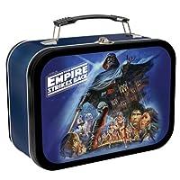 Vandor 99070 Star Wars The Empire Strikes Back Tote grande de hojalata, multicolor